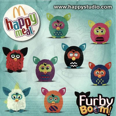 blog toys furby boom toy in mcdonalds happy meal kids uk